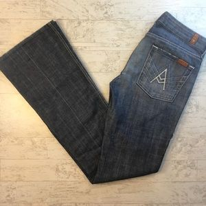 7 for All Mankind | A Pocket Bootcut | Tal…